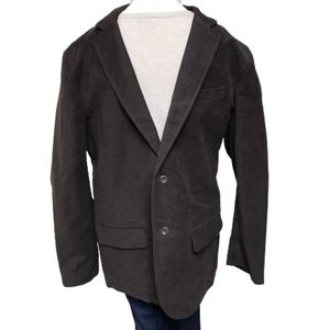 Old Navy Heavy Cotton brown Large suit jacket